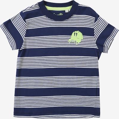 Sanetta Kidswear Majica u plava / bijela, Pregled proizvoda