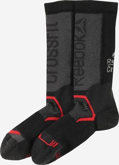 REEBOK Unisex - Sport-Wäsche & Bademode 'CF TECH CREW SO' in schwarz, Produktansicht