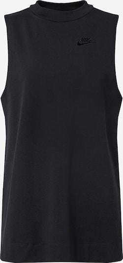 Nike Sportswear Top in schwarz, Produktansicht