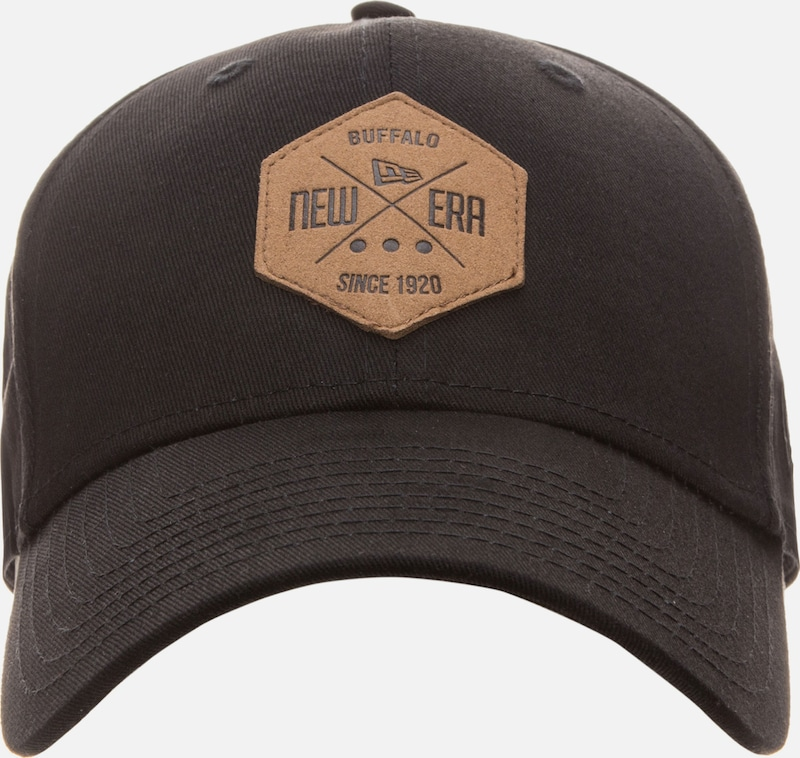 NEW ERA '9Forty Suede Hex Patch' Snapback Cap