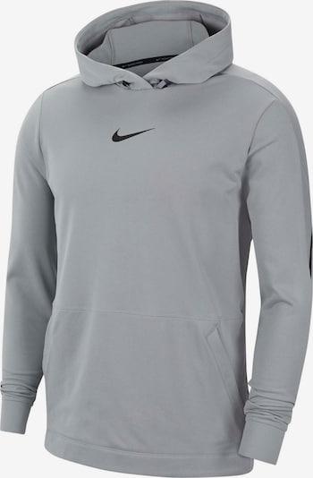 NIKE Sportsweatshirt 'Pro NPC' in grau, Produktansicht