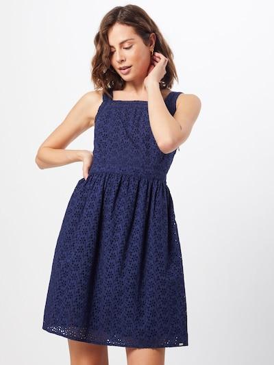 Superdry Kleid in navy, Modelansicht