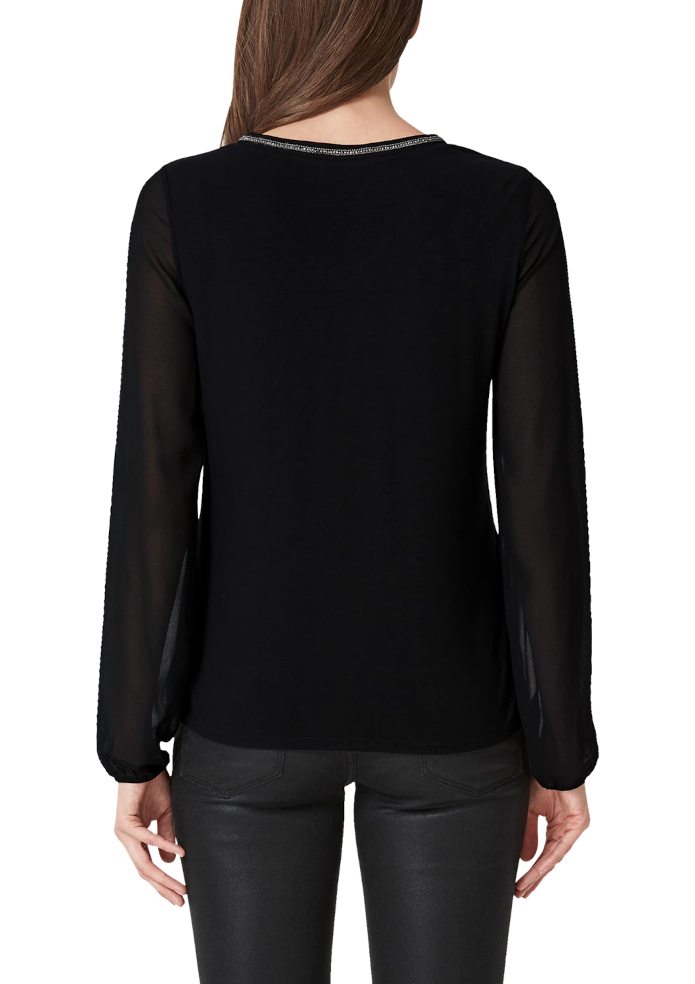 oliver Schwarz S Blusenshirt Black Label In lc1JTK3F