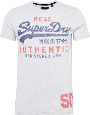 Superdry Shirt 'VINTAGE AUTHENTIC DUO TEE'