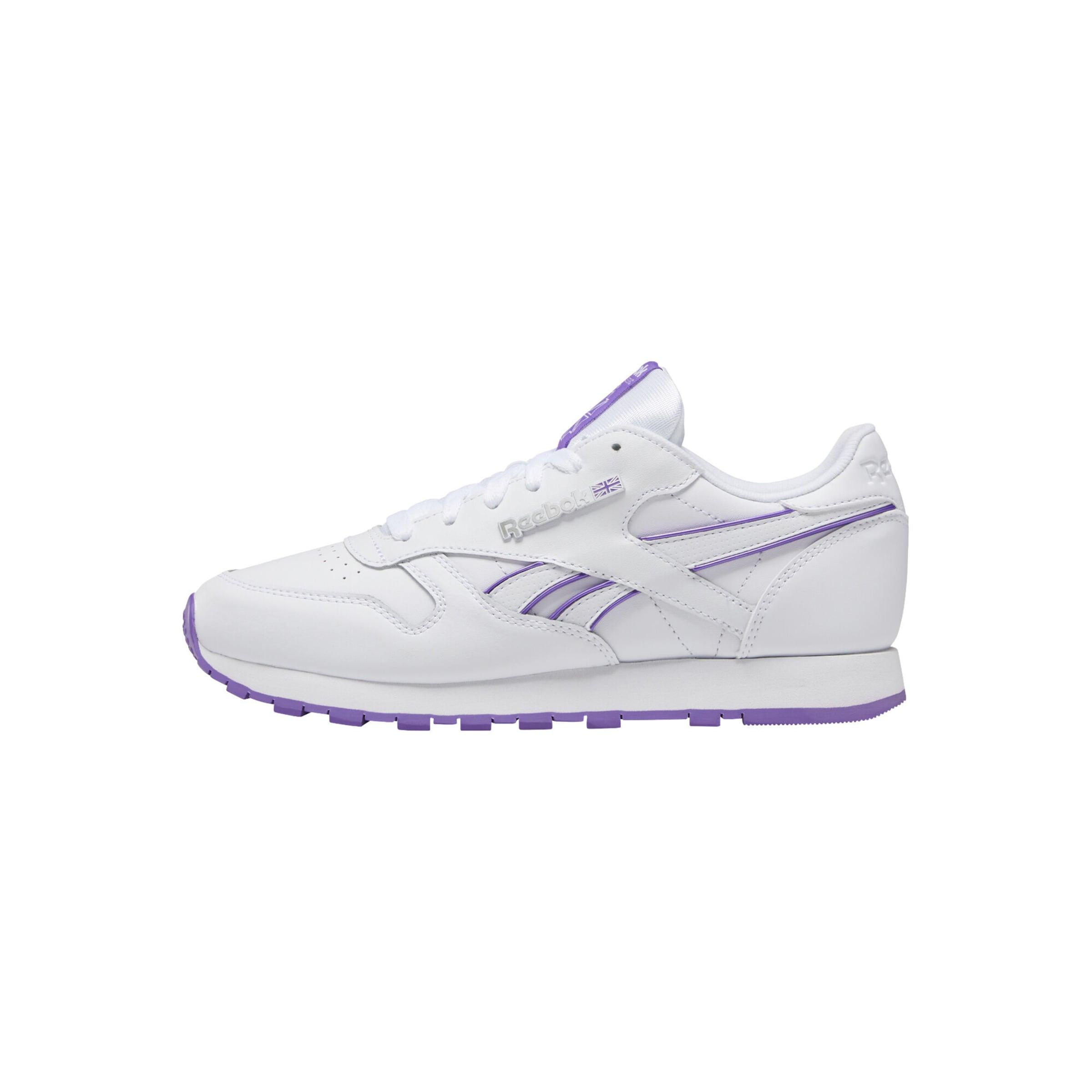 Reebok Classic lila weiß in Turnschuhe 42d74tbqn31599 Schuhe