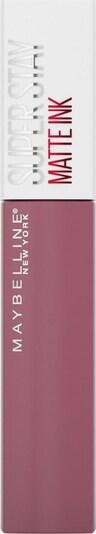 MAYBELLINE New York Lippenstift 'Superstay Matte Ink REVOLUTIONARY' in altrosa, Produktansicht