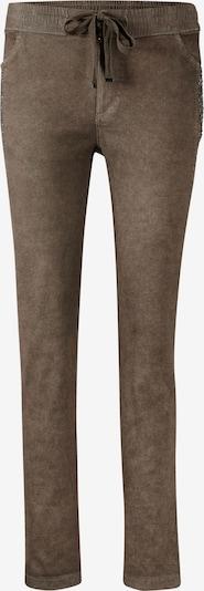 Kelnės 'Casual' iš heine , spalva - rausvai pilka: Vaizdas iš priekio