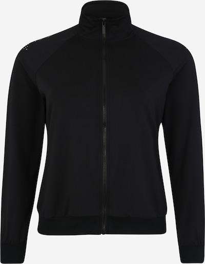 Sportinis džemperis 'ONPFIONA' iš Only Play Curvy , spalva - juoda, Prekių apžvalga