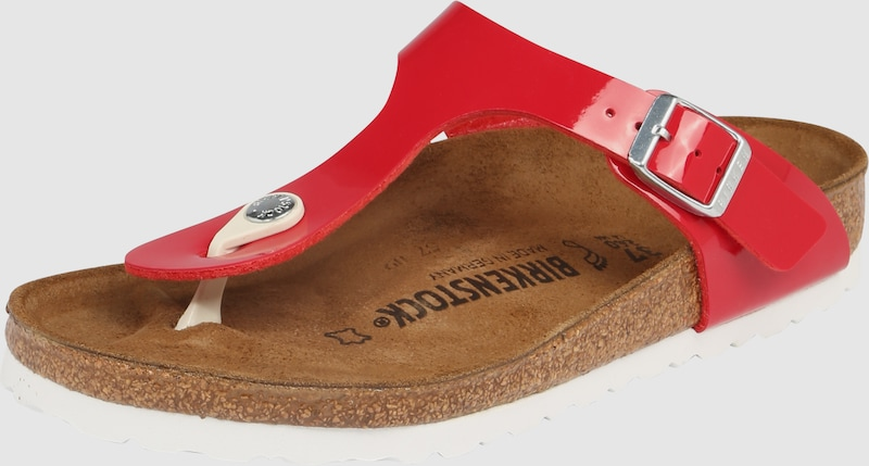 BIRKENSTOCK Zehentrenner Gizeh Gizeh Zehentrenner Verschleißfeste billige Schuhe 449395