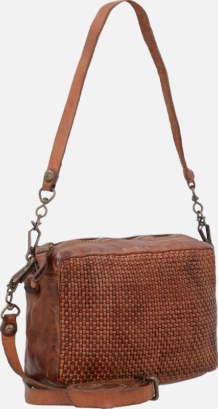 Campomaggi 'Edera' Mini Bag Schultertasche Leder 18 cm