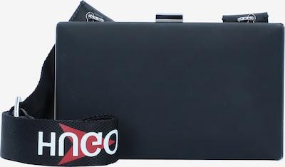 HUGO Clutch 'Dalston' in de kleur Zwart, Productweergave