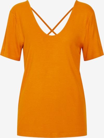 VILA Shirt in hellorange, Produktansicht