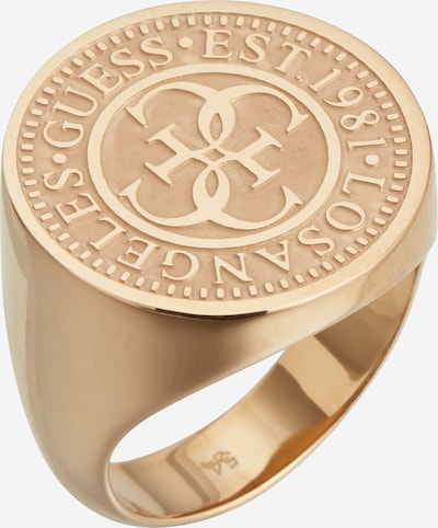 GUESS Ring '4G COIN RING (GL)' in gold, Produktansicht