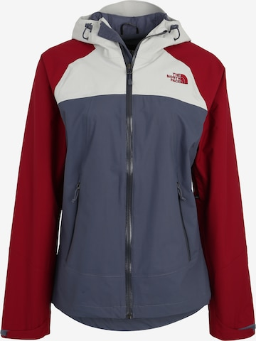 THE NORTH FACE Outdoor Jacket 'Stratos' in Blue