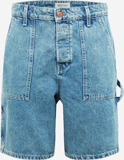 JACK & JONES Shorts 'JJITONY JJUTILITY SHORT AM 130' in blau, Produktansicht
