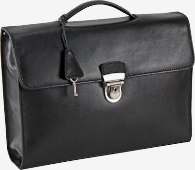 Picard Toscana Aktentasche Leder 38 cm in schwarz, Produktansicht