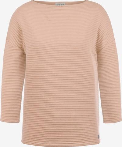 DESIRES Sweatshirt 'Jona' in puder, Produktansicht