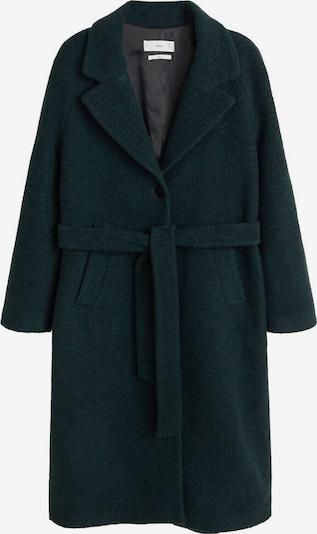 MANGO Płaszcz przejściowy w kolorze szmaragdowym, Podgląd produktu