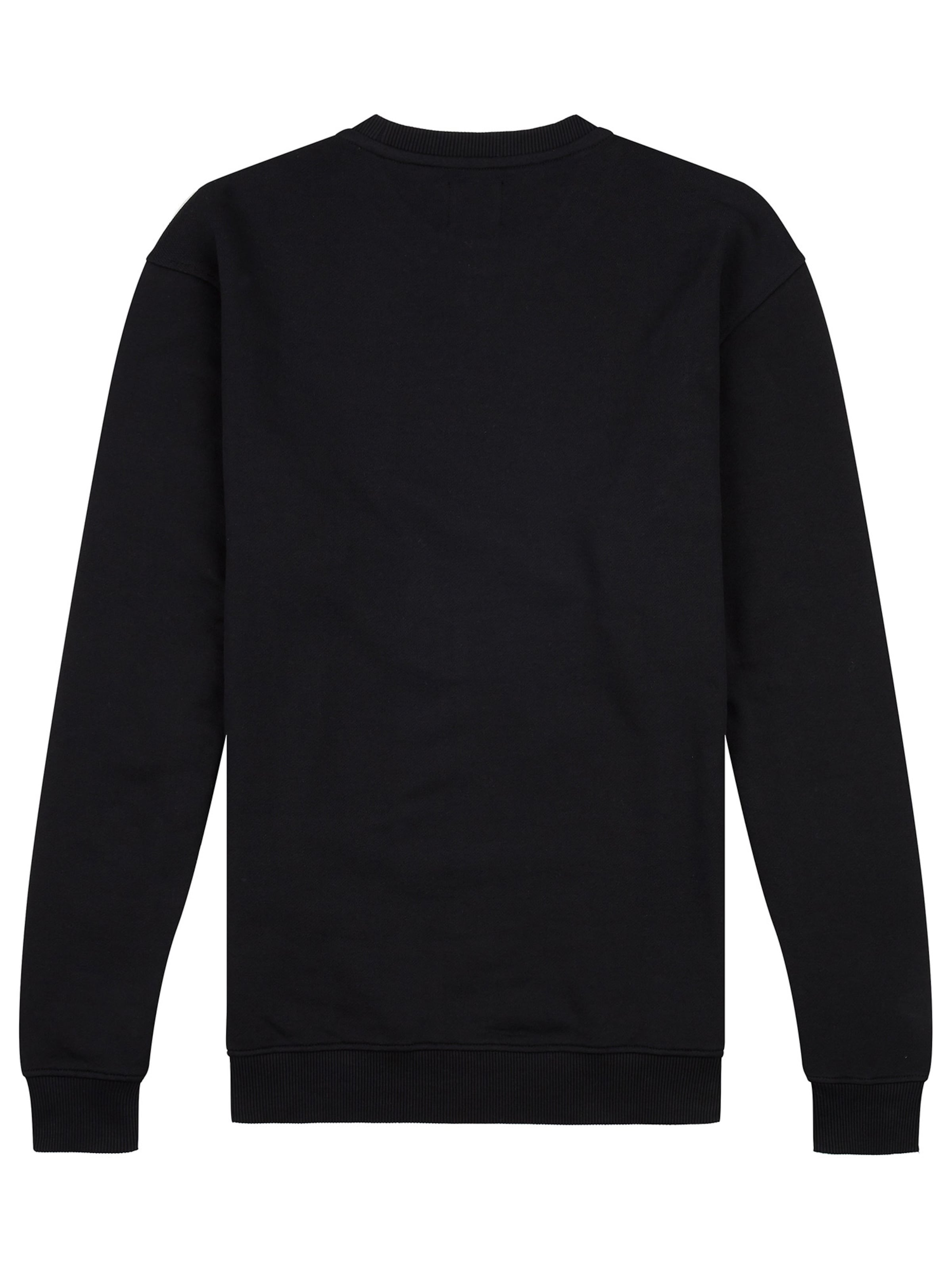 His Jeans Schwarz Sweatshirt In mnvN8O0w
