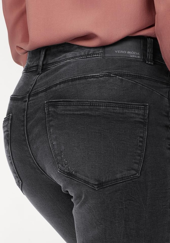 Vero Moda Seven Ankle Skinny Fit Jeans