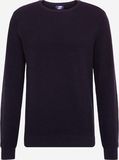 Denim Project Pullover  'Kabir Knit' in schwarz, Produktansicht