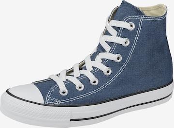 Baskets hautes 'Chuck Taylor All Star' CONVERSE en bleu