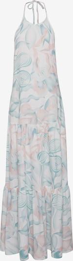 Review Robe d'été 'BEACH GOWN' en menthe / blanc, Vue avec produit
