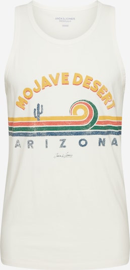 JACK & JONES Shirt 'JORVINTAGE DESERT' in Offwhite ANcpe084