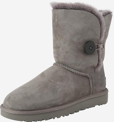 UGG Boots 'Bailey Button II' in dunkelgrau, Produktansicht
