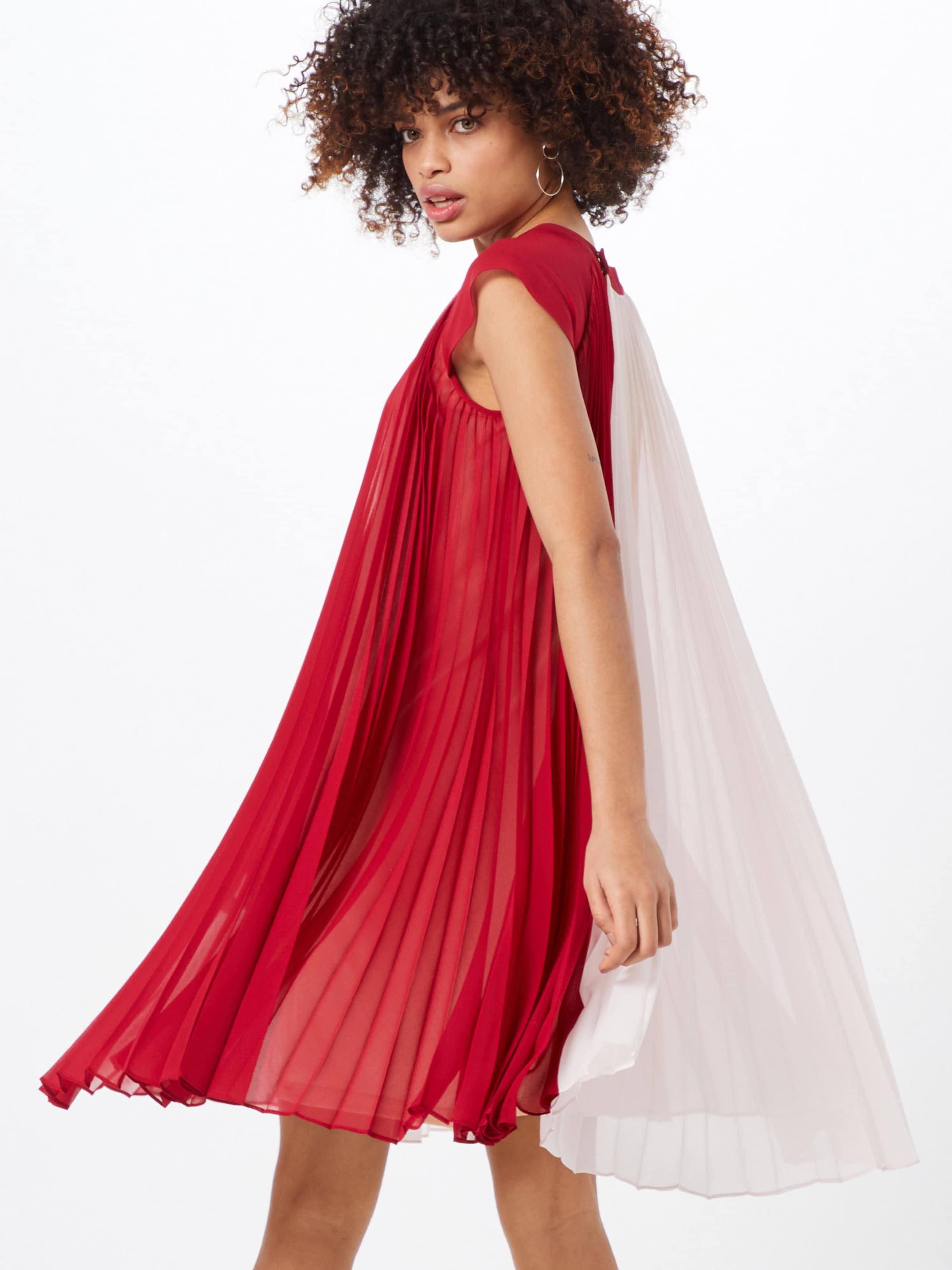 'ray' RosaRot Kleid Kleid Iblues In In In 'ray' Iblues Kleid 'ray' RosaRot Iblues H29IEWYD