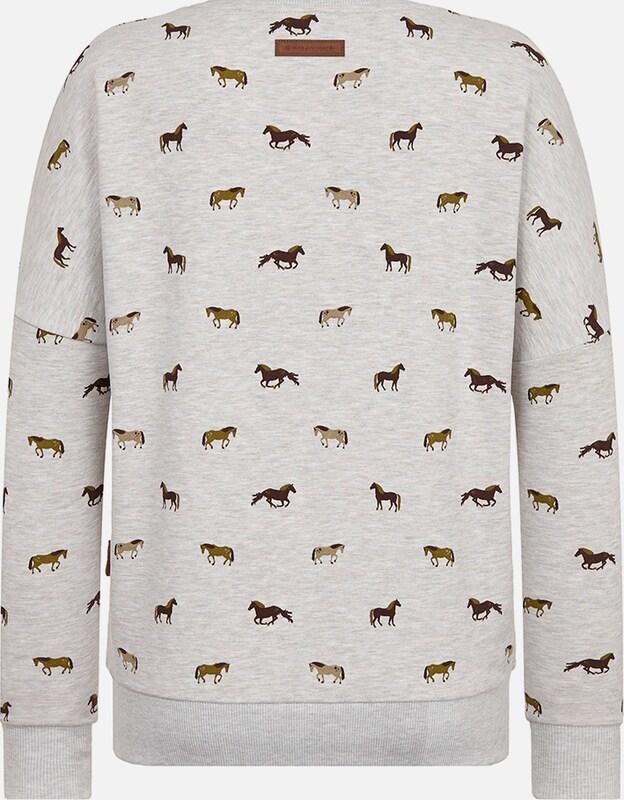 naketano Female Sweatshirt Roulette - alles auf Schwan!
