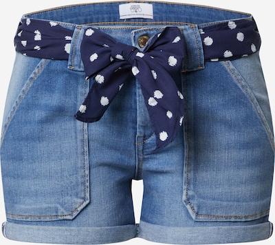 Le Temps Des Cerises Jeans 'SHO F BLOOM' in de kleur Blauw, Productweergave