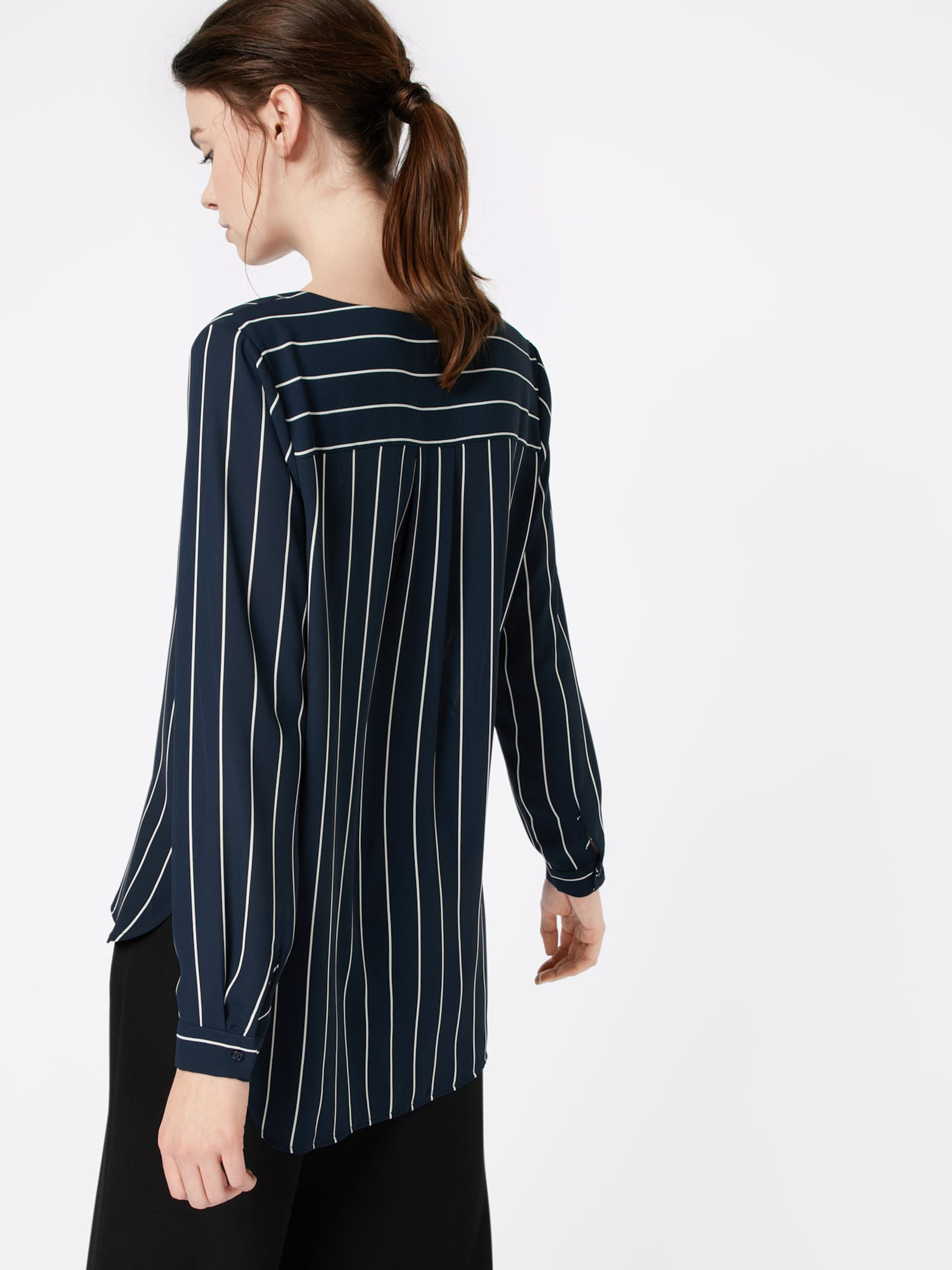SELECTED FEMME Shirt 'SFDYNELLA STRIPE' Unisex Rabatt Billig df9LoE