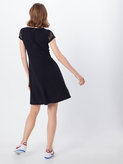 Kokteilinė suknelė 'Medea' iš ABOUT YOU , spalva - juoda: Vaizdas iš galinės pusės