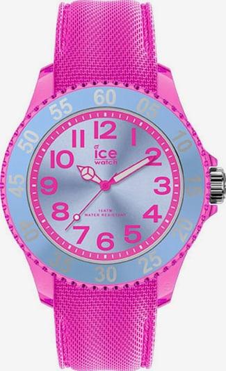 ICE WATCH Quarzuhr »ICE cartoon, 017730« in hellblau / neonlila / pink, Produktansicht