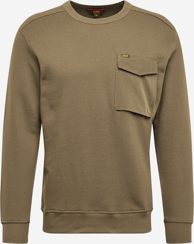Lee Sweatshirt in braun, Produktansicht