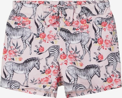NAME IT Print Jersey Shorts in pink, Produktansicht