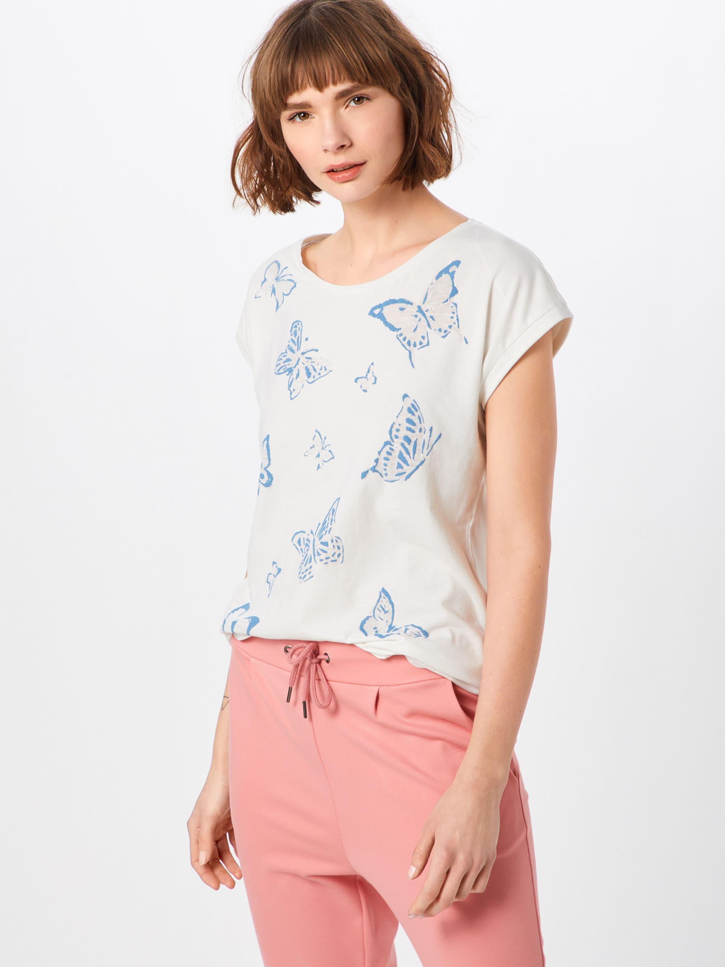 Esprit T Blanc shirt Cassé En ZikuPX