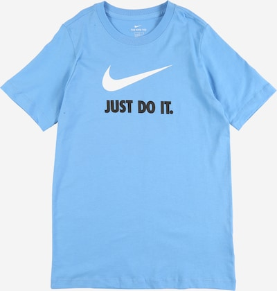 Nike Sportswear Shirt in de kleur Lichtblauw, Productweergave