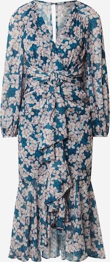 Forever New Poletna obleka 'WAIST SASH' | modra / bela barva, Prikaz izdelka