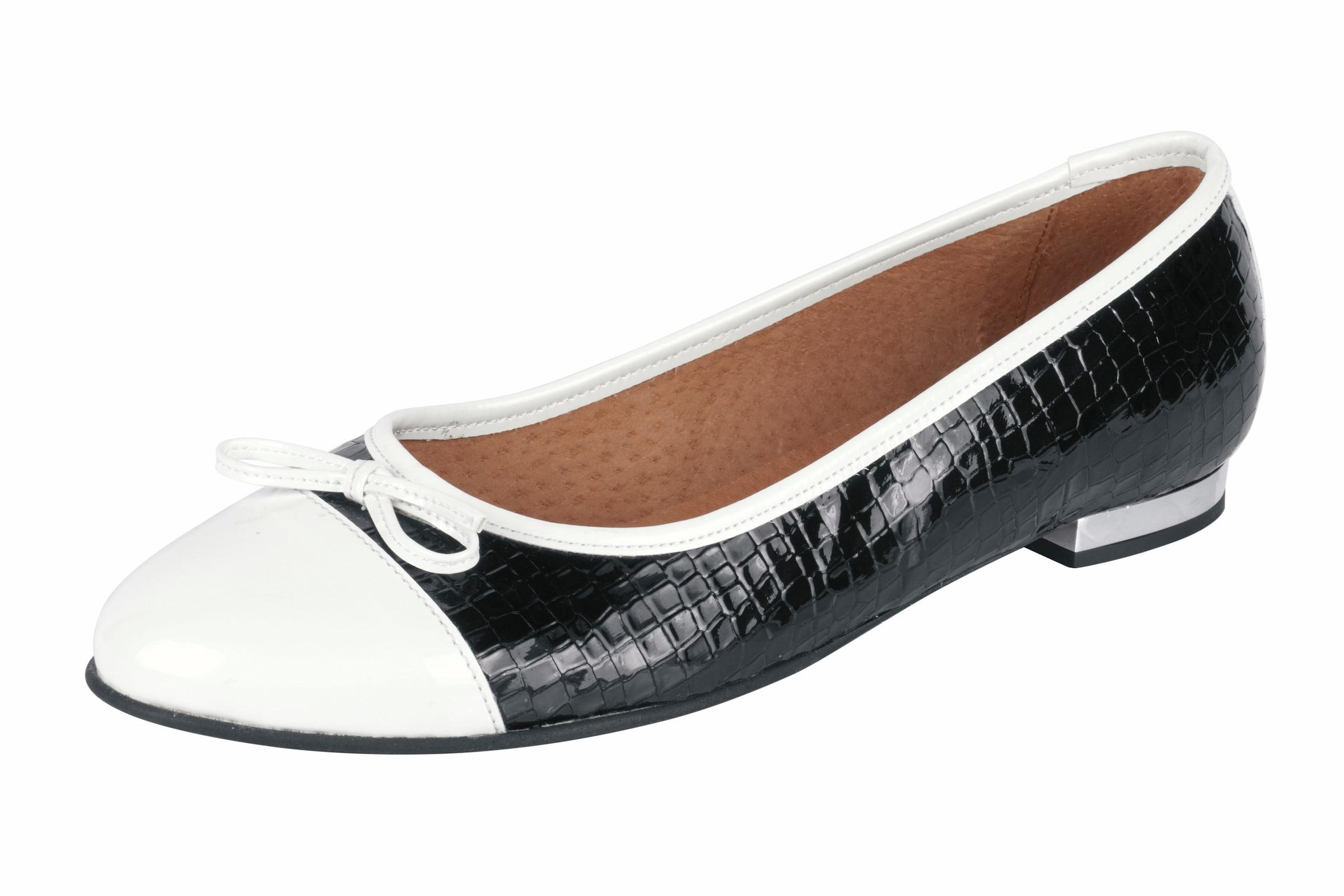 heine Ballerina Verschleißfeste billige Schuhe Hohe Qualität