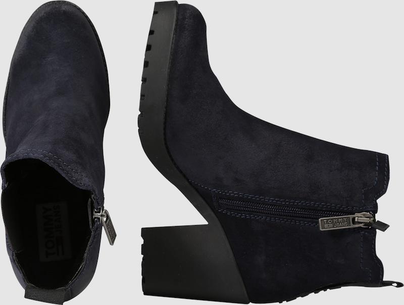 Haltbare Mode billige Schuhe Tommy Jeans | Leder-Boot 'ESSENTIAL' 'ESSENTIAL' 'ESSENTIAL' Schuhe Gut getragene Schuhe 1e3e5d