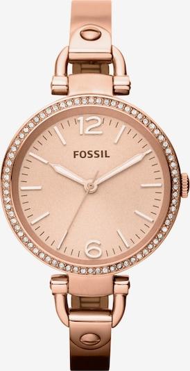 FOSSIL Uhr in bronze, Produktansicht