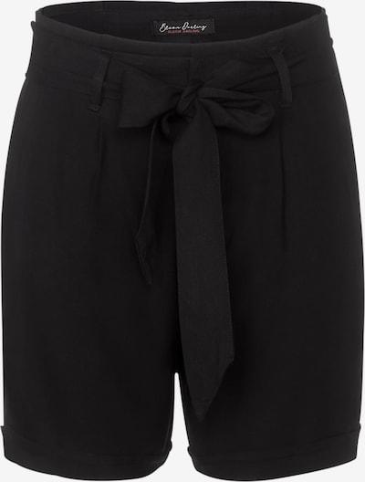 STREET ONE Kalhoty se sklady v pase - černá, Produkt