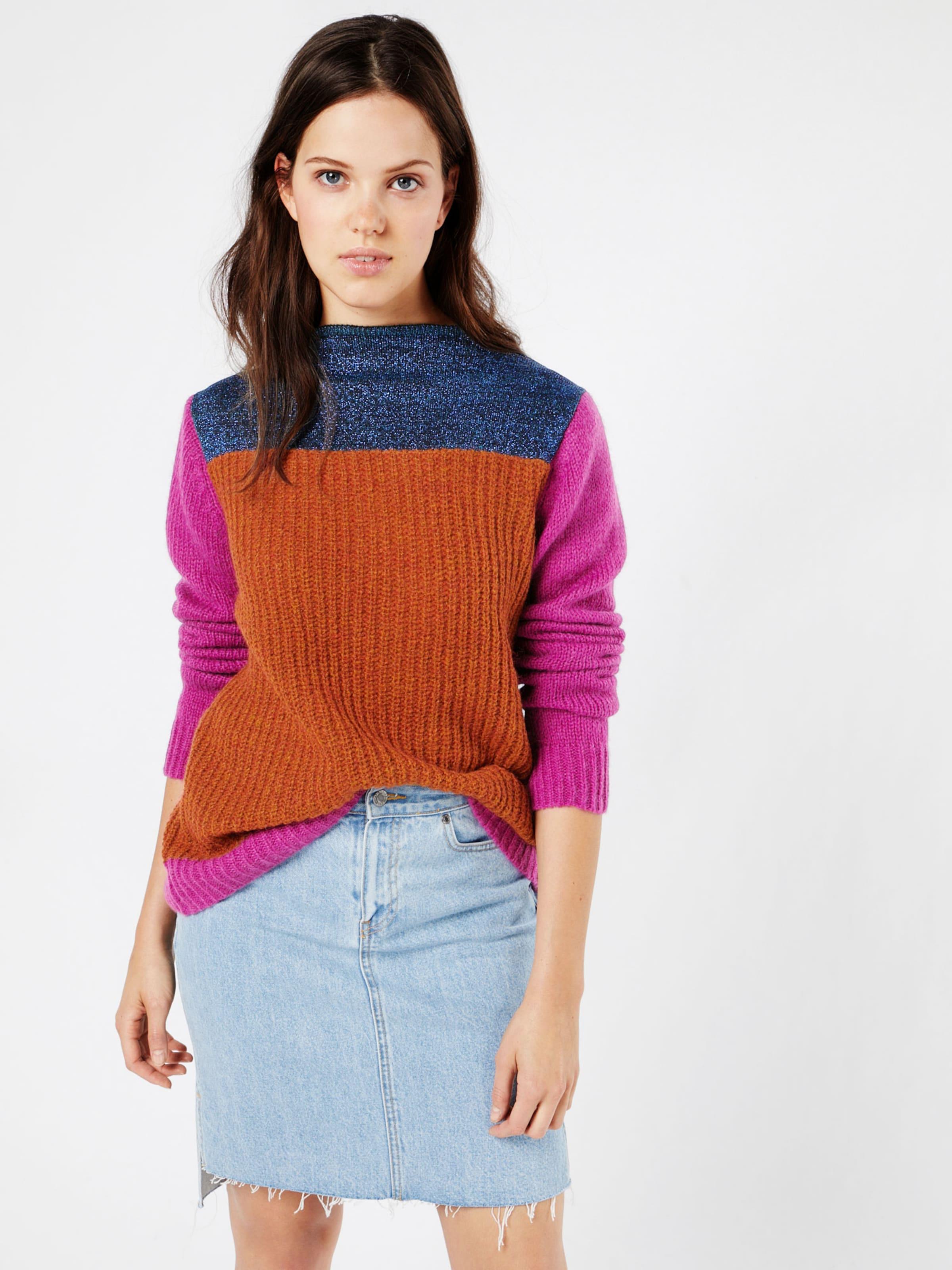 SCOTCH & SODA Pullover im Colour-Blocking Beliebte Online n9QtKfflge