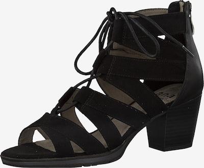 JANA Sandaletten in schwarz, Produktansicht