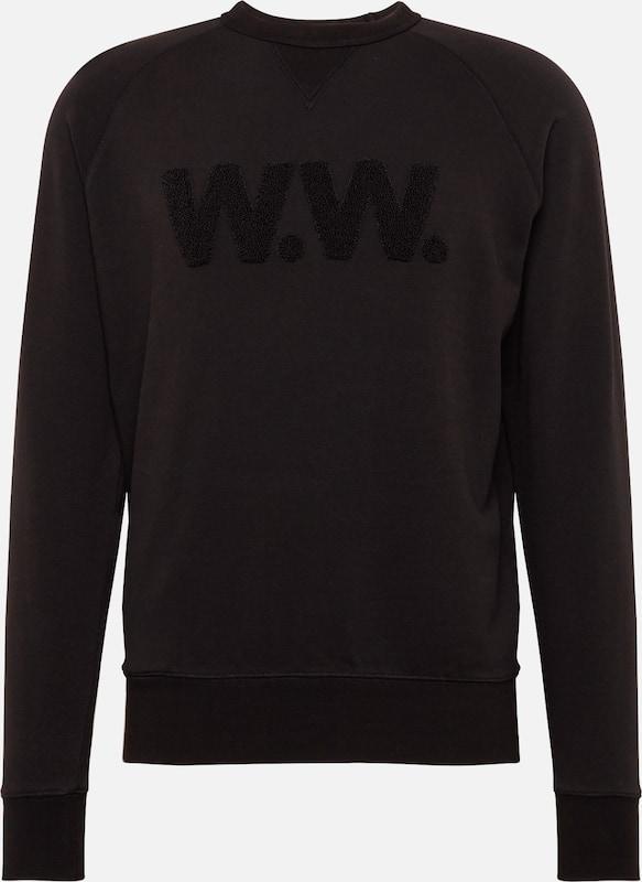 shirt Noir Sweatshirt' Wood Sweat En 'hester eoCrdxEQWB