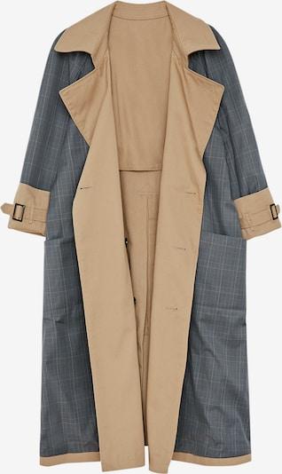 Rudeninis-žieminis paltas 'FREEDA' iš Pepe Jeans , spalva - smėlio: Vaizdas iš galinės pusės