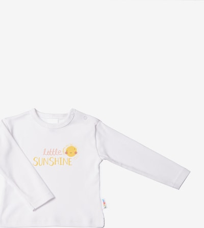 LILIPUT Langarmshirt in weiß, Produktansicht
