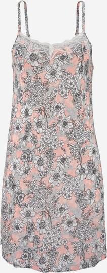 s.Oliver Bodywear Negligé mit Allover-Blumenprint in mischfarben, Produktansicht